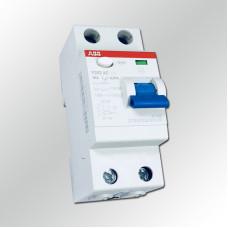 Устройство защитного отключения УЗО ABB F202 AC-16/0,01